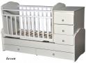 Детская кроватка - трансформер Антел Ульяна 1