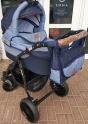 Детская коляска Adbor Zipp New AZ-11