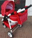 Детская кукольная коляска Adbor Lily Sport Ls-12