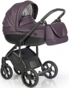 Детская коляска Roan Bass Soft 2 в 1 / 3 в 1 (Lavender Night)