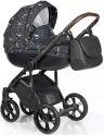 Детская коляска Roan Bass Soft 2 в 1 / 3 в 1 (Ocean Lullaby)