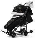 Детские санки-коляска Pikate Limited Edition