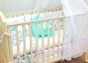 Комплект в кроватку с подушками ByTwinz Изумрудный город 4 пр.