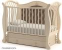 Детская кроватка Габриелла Люкс Плюс (маятник-ящик)