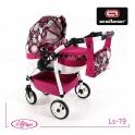 Детская кукольная коляска Adbor Lily Sport Ls-19