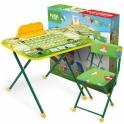 Комплект детской складной мебели Nika kids NK-75