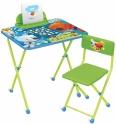 Комплект детской складной мебели Ми-ми-мишки