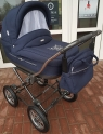 Детская коляска Roan Marita Prestige 2 в 1 (P-214)