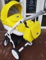 Детская коляска Roan Bass Soft 2 в 1 / 3 в 1 (Sunny Lime)