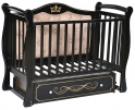 Детская кроватка Антел Julia 111/ Кедр Olivia 1