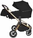 Детская коляска 3 в 1 CARRELLO Epica CRL-8511 (Space Black)
