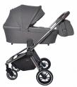 Детская коляска 3 в 1 CarrelloEpicaCRL-8515 (Iron Grey)