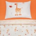 Набор подросткового постельного белья Perina Жирафик
