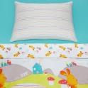 Набор подросткового постельного белья Perina Кролик