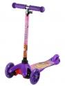 Детский трехколесный самокат City-Ride Мила импринтинг