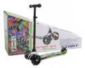 Детский трехколесный самокат Slider SS1C4N