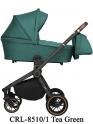 Детская коляска 2 в 1 CARRELLO Epica CRL-8510/1 (Tea Green)