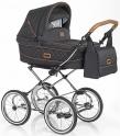 Детская коляска Roan Sofia 2 в 1 (Black Edition)