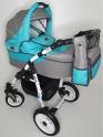 Детская коляска Adbor Zipp New AZ-10