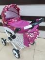 Детская кукольная коляска Adbor Lily Lc-16