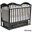 Детская кроватка Антел Anita 99 / Кедр Emily 2