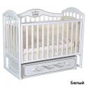 Детская кроватка Антел Anita 999 / Кедр Emily 3