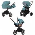 Детская коляска 3 в 1 Carrello Epica CRL-8511/1 Tea Green