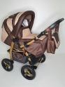 Детская коляска трансформер Adamex Young (color 8)
