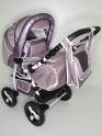 Детская коляска трансформер Adamex Young (color 13)