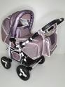 Детская коляска трансформер Adamex Young (color 16)