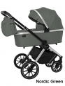 Детская коляска Carrello CRL-6503 Optima 2 в 1 (Nordic Green)