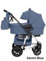 Детская коляска Carrello CRL-6506 Vista Air 2 в 1 (Denim Blue)