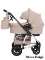 Детская коляска Carrello CRL-6506 Vista Air 2 в 1 (Stone Beige)