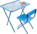 Комплект складной детской мебели Маша и медведь КП2